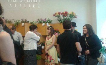 Otvorenie- Flora Shop Ateliér - kvetykytice.online