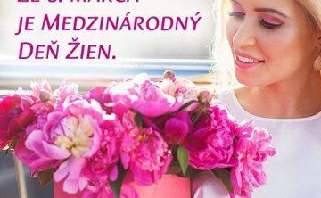 Medzinárodný deň žien - Flora Shop Ateliér - kvetykytice.online