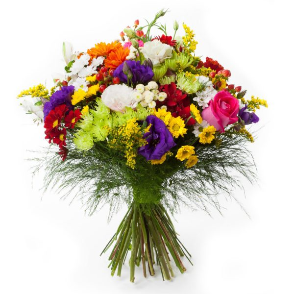 Colorful Bouquet - Flora Shop Ateliér - kvetykytice.online