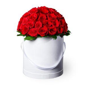 Kvetinový box - Flora Shop Ateliér - kvetykytice.online