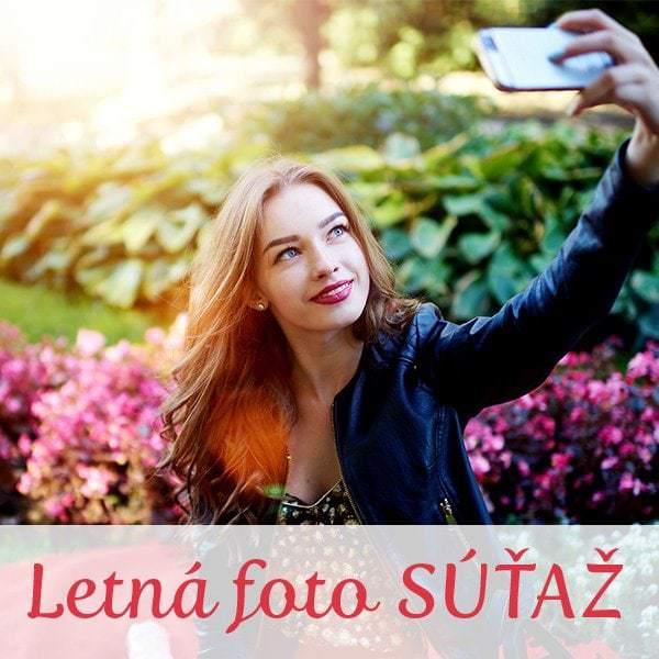 Letná foto súťaž - Flora Shop Ateliér - kvetykytice.online