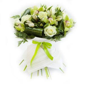 Limet Bouquet - Flora Shop Ateliér - kvetykytice.online