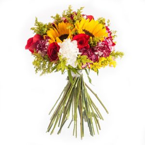 Smiling Bouquet - Flora Shop Ateliér - kvetykytice.online