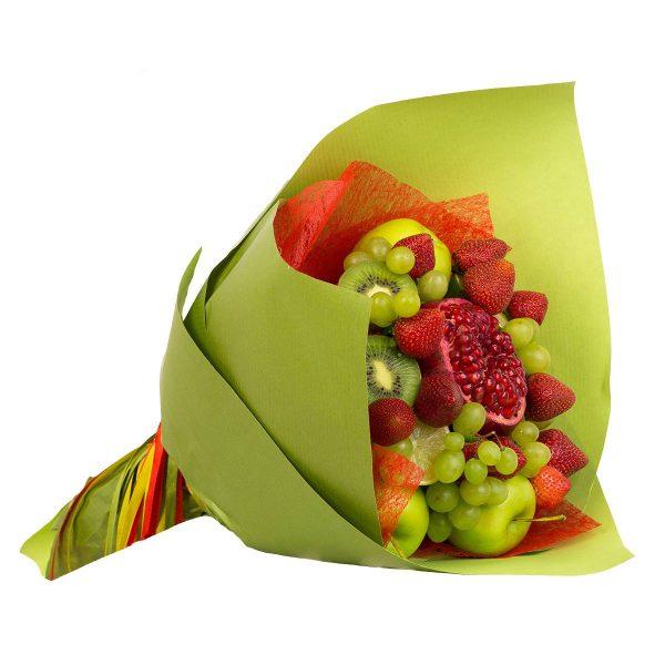Ovocná kytica - Flora Shop Ateliér - kvetykytice.online