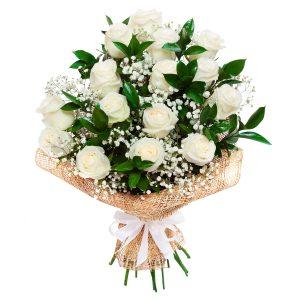 Smútočná kytica - Flora Shop Ateliér - kvetykytice.online